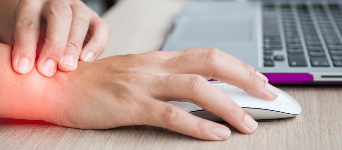 Wrist Pain - Blog Header