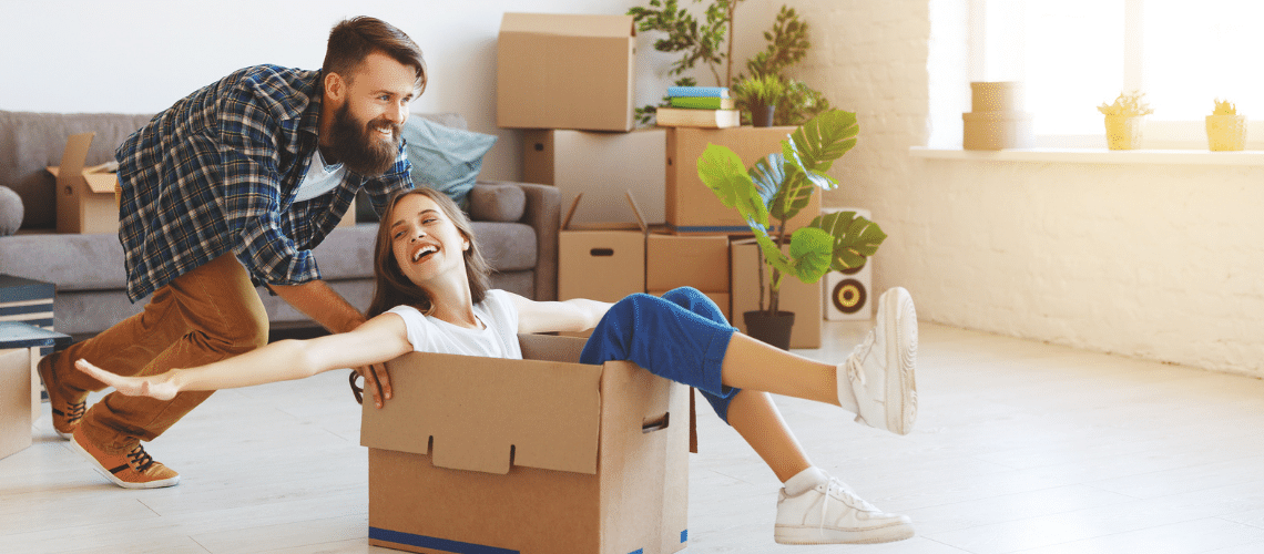 Moving house and back pain